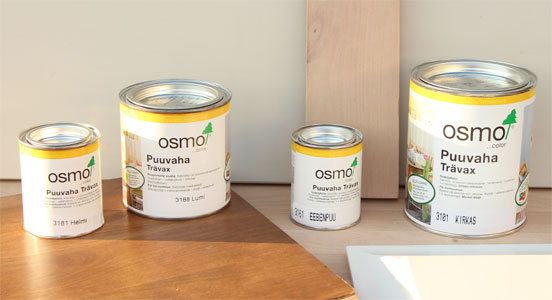 Osmo Color-puuvaha