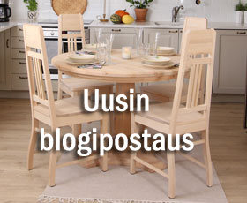 JUVI lifestyle -blogi